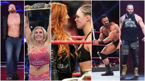WrestleMania 35 will feature some of the best superstars