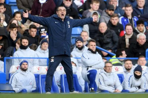 Sarri has become a huge source of frustration for Chelsea fans.