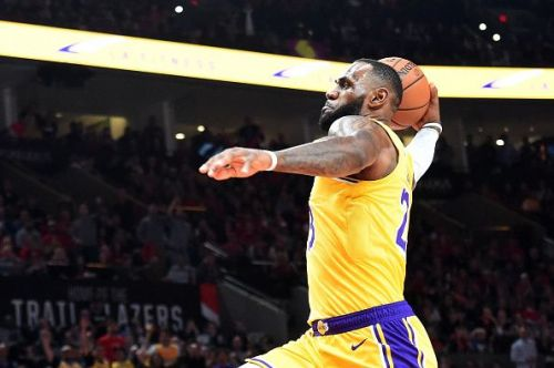 Despite being known for his dunking ability, LeBron James has never participated in the NBA Dunk Contest