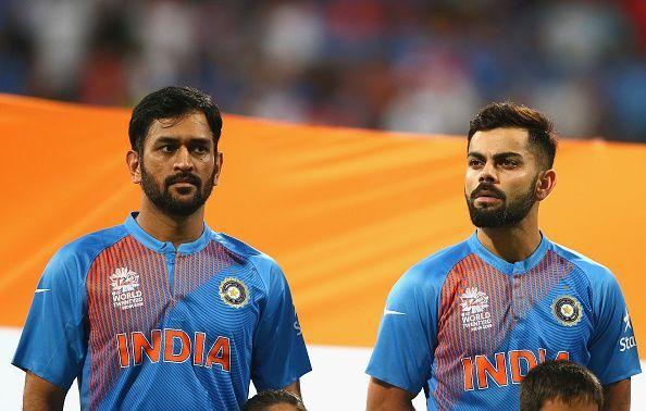 Virat Kohli vs MS Dhoni