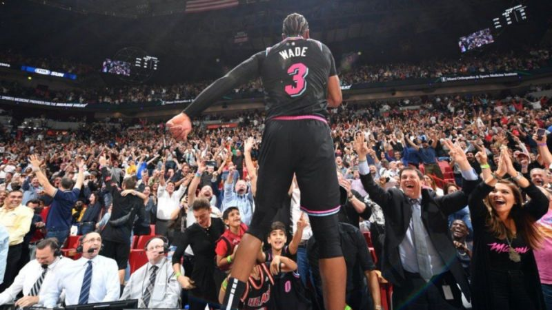 NBA 2018-19  3 Talking points from Dwyane Wade s memorable night ... 200a9512da8