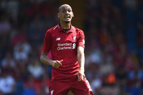 Fabinho joined Liverpool from AS Monaco last summer