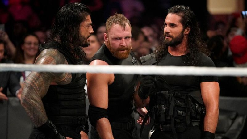 The Shield fought their final match in WWE at Fastlane