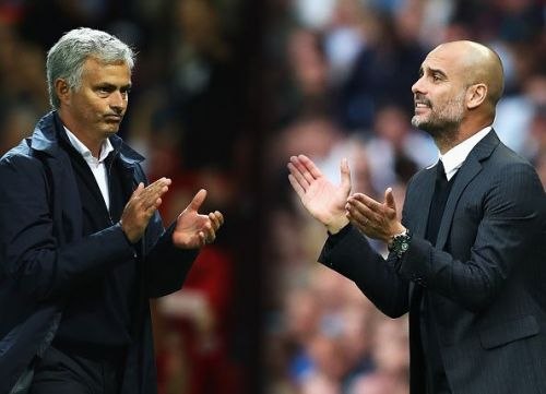 Jose Mourinho vs Pep Guardiola