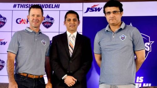 Ricky Ponting and Sourav Ganguly give plenty of value additions to the team in terms of strategy