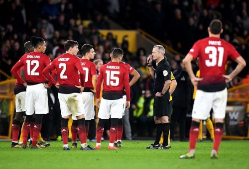 Wolverhampton Wanderers v Manchester United - FA Cup Quarter Final