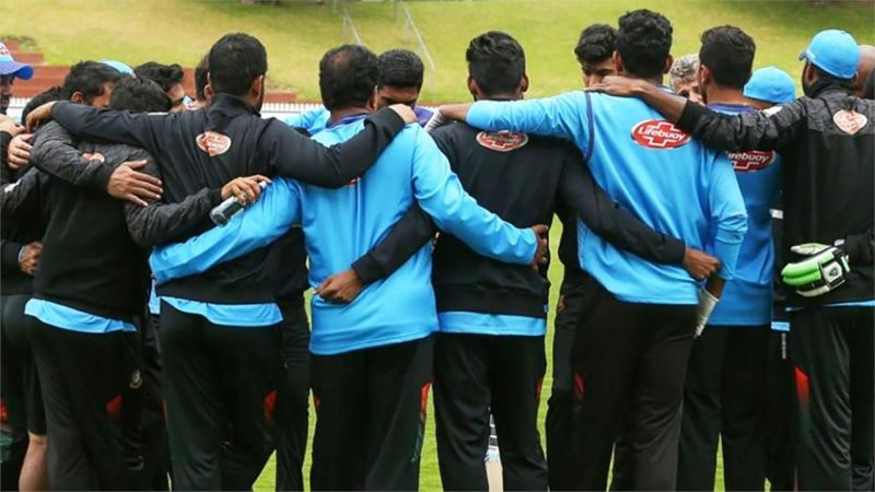 Bangladesh Players Escaped from a Terror Attack in NZ.