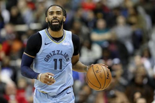 Mike Conley continues to be linked with a move to the Utah Jazz
