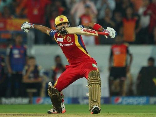 Virat Kohli helped RCB clinch victory in a thrilling rain-curtailed match
