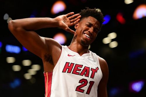 The Miami Heat Center has been a revelation