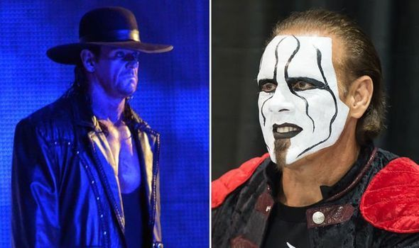 The Undertaker and Sting