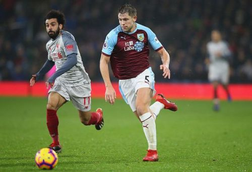 Burnley FC v Liverpool FC - Premier League