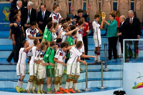 Germany defeated Argentina to win the FIFA World Cup in 2014