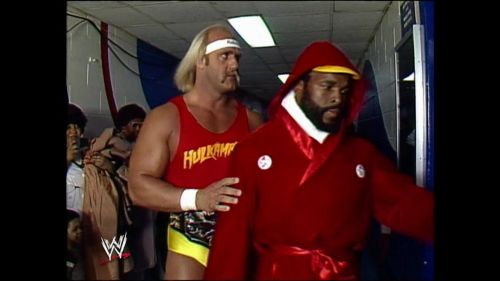 Hulk Hogan and Mr. T were a dream team for WWE in 1985.