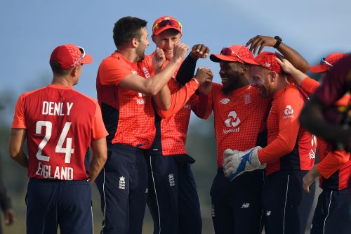 Amazing Won for England without their Big Names.