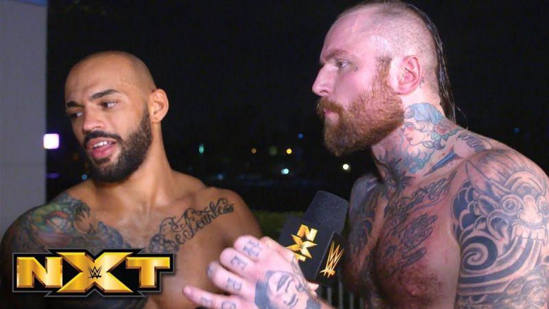 Aleister Black and Ricochet deserve to win The Tag team titles at Fastlane!