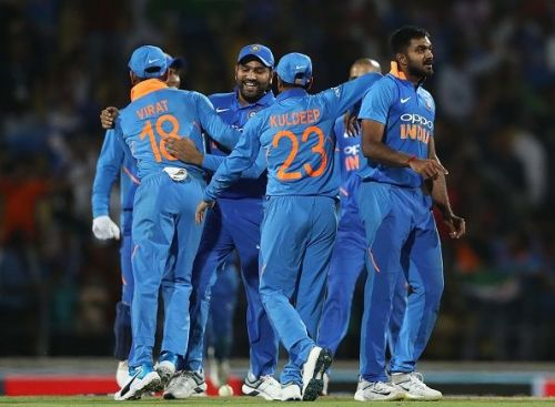 India will look to seal the ODI series in Ranchi