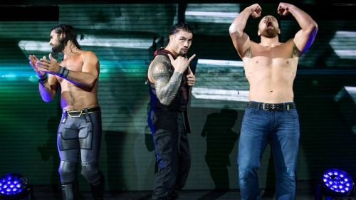 The Shield may not reunite after all!