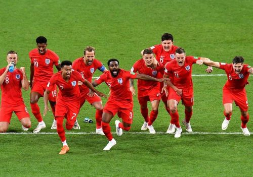 How will the Three Lions line up against Mont?