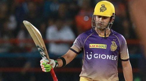 gautam gambhir never scored a century in IPL