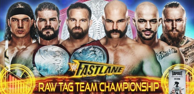 These three tag-teams could steal the show at Fastlane, but how will the match end?