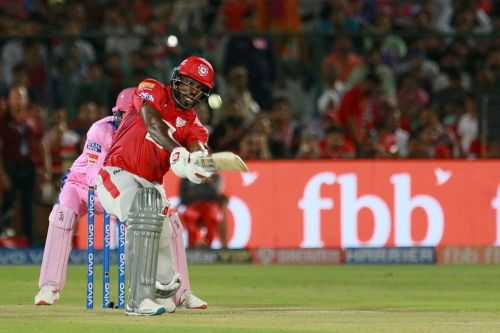 Gayle was brilliant during his stay at the crease Image Courtesy: IPLT2