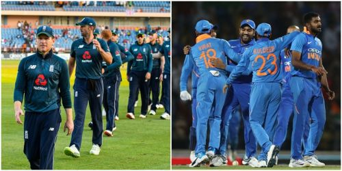 England's 2-2 series draw in West Indies has given India a chance to usurp the number one ODI ranking