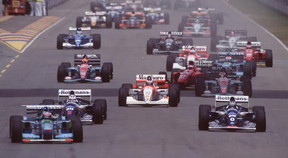 The 1994 race was one of the most controversial in F1 history.