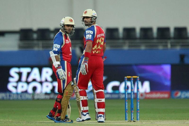 Parthiv Patel and Virat Kohli
