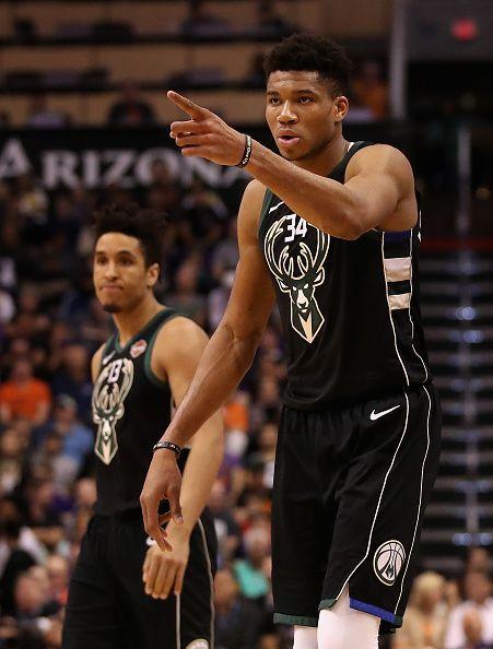 Milwaukee Bucks v Phoenix Suns