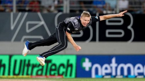 CSK has picked Kiwi all-rounder Scott Kuggeleijn as a replacement for Lungi Ngidi