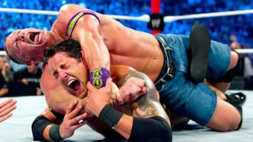 The Nexus came up short against John Cena at the Summerslam 2010 event