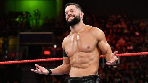 finn balor won two on one handicapped match on this week's raw