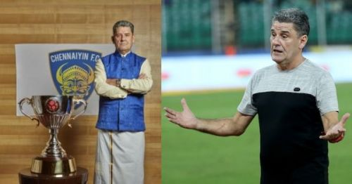 How much has changed in a year for John Gregory, the Chennaiyin FC coach