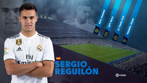 Sergio Reguilon