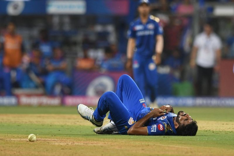 Indian Main Pacer injured & the World Cup is Coming.