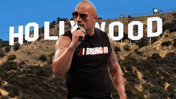 The Rock is one of the most popular actors in Hollywood