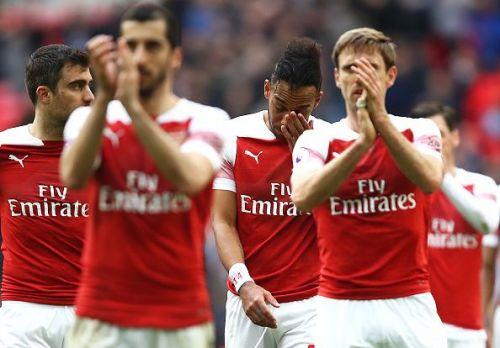Arsenal need to win against United on Sunday