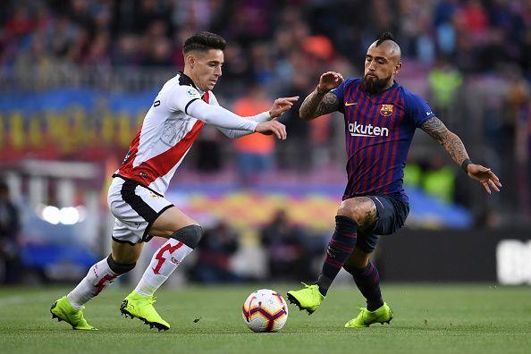 Vidal was immense in midfield