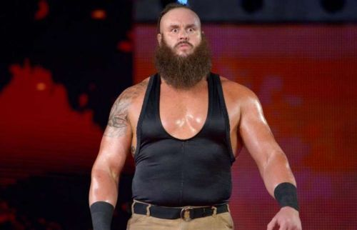 Braun Strowman will enter the Andre the Giant battle royal