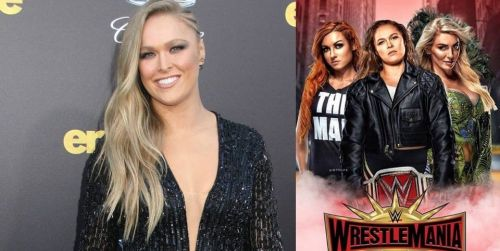 Ronda Rousey continues to target the WWE Universe, and break kayfabe