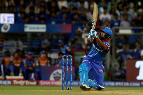 Rishabh Pant played a spectacular knock of 78 runs to earn Delhi a big win. PIC- BCCI/IPLT20.COM