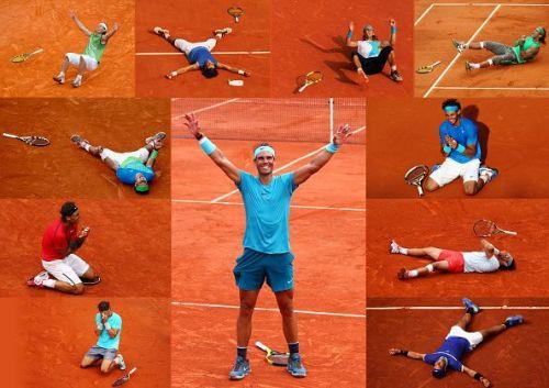 Rafael Nadal - King Of Clay