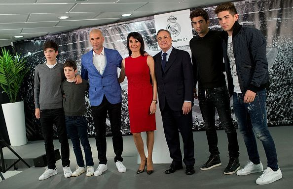 Zinenide Zidane Announced As New Real Madrid Manager