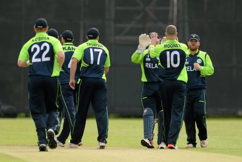 Nepal all out on 53 vs Ireland