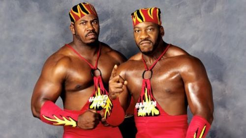 Harlem Heat are 10-time tag-team champions