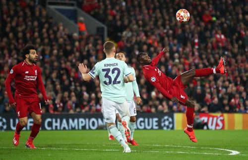 Bayern Munich and Liverpool have all to play for the second leg of the round of 16 tie