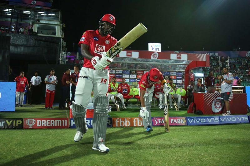 Gayle and Rahul look one of the most formidable opening pairs. (Image Courtesy: IPLT20)