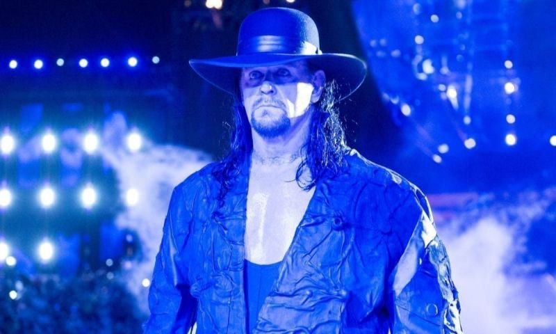 Who is going to slug it out with The Deadman