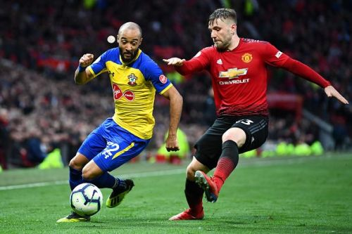 Luke Shaw has been one of United's most consistent performers